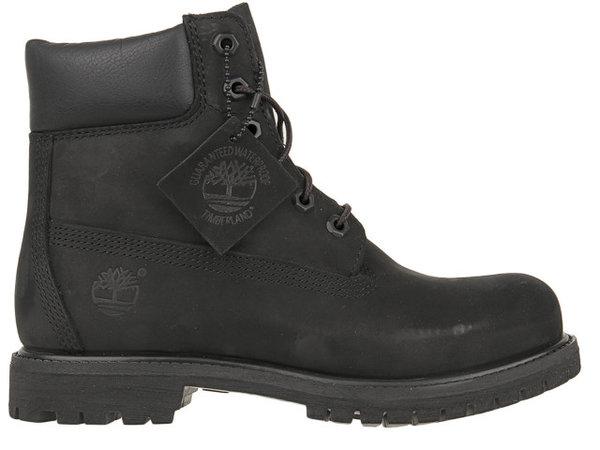 Дамски обувки Timberland 6 In Premium - Черни
