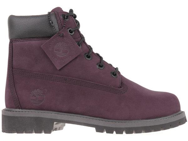 Детски обувки Timberland 6 In Premium Junior - Бордо