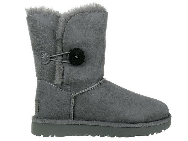 Дамски обувки UGG Bailey Button II - Сиви