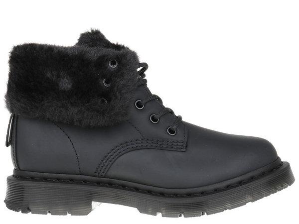 Дамски обувки Dr. Martens 1460 Kolbert Snowplow Waterproof - Черни