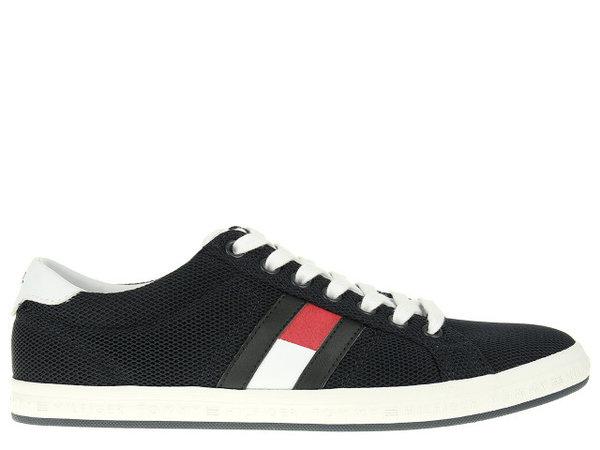 Мъжки обувки Tommy Hilfiger Essential Flag Detai Men - Черни