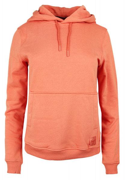Дамска блуза с качулка Herschel Women's Pullover Hoodie - Оранжева