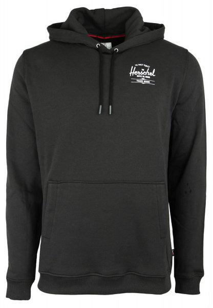 Мъжка блуза с качулка Herschel Men s Pullover Hoodie - Черна