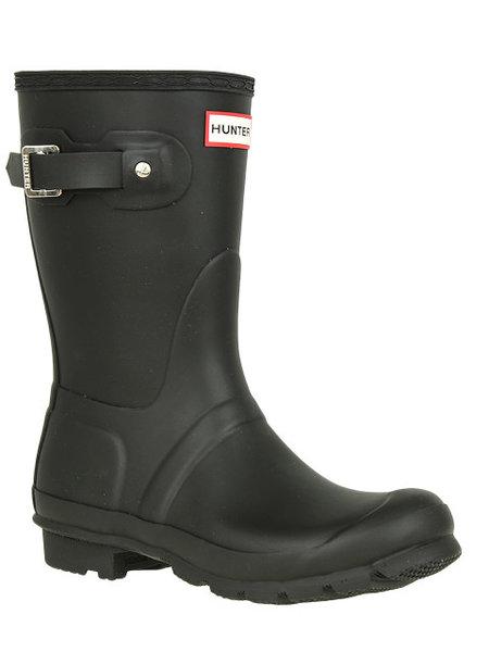 Дамски обувки Hunter Original Short - Черни