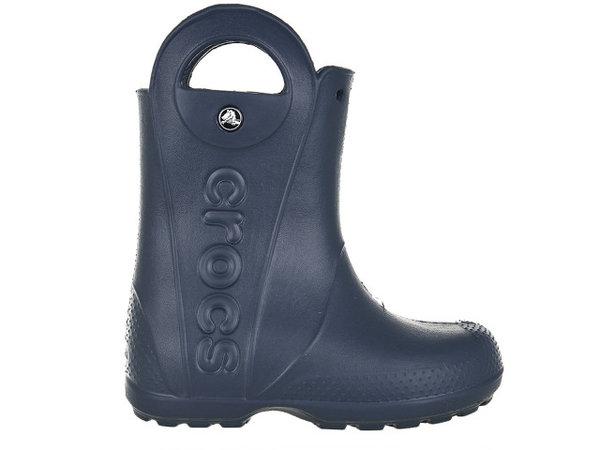 Детски обувки Crocs Handle It Rain Boot - Тъмно сини