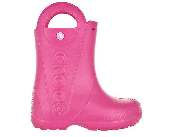 Детски обувки Crocs Handle It Rain Boot - Розови
