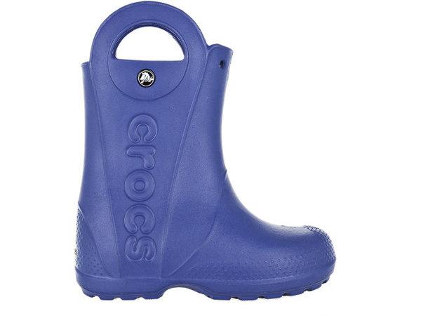 Детски обувки Crocs Handle It Rain Boot - Сини