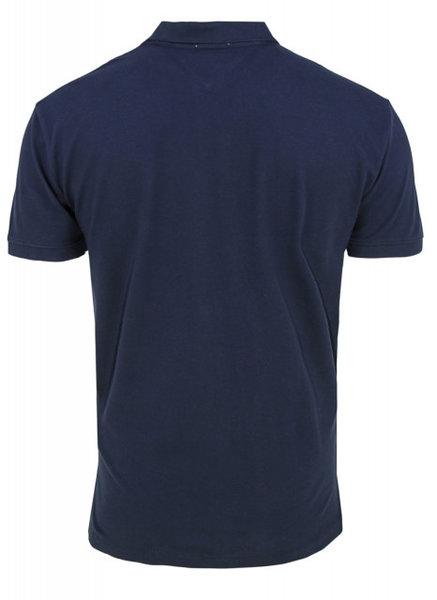 Мъжка поло тениска Tommy Hilfiger TJM TOMMY CLASSICS S S/S - Тъмно синя