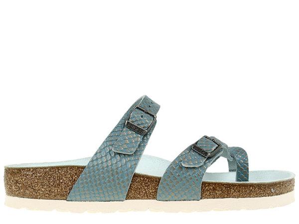 Дамски сандали Birkenstock Mayari NL - Зелени