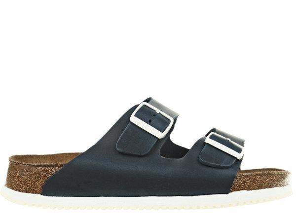 Мъжки сандали Birkenstock Arizona SL NL WB - Сини