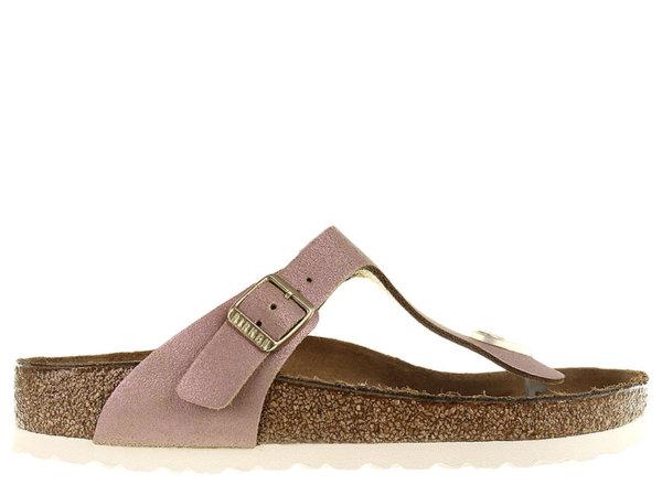 Дамски сандали Birkenstock Gizeh VL Washed - Розови