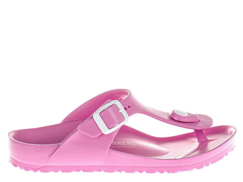 Birkenstock Gizeh Kids EVA Neon Pink 128463