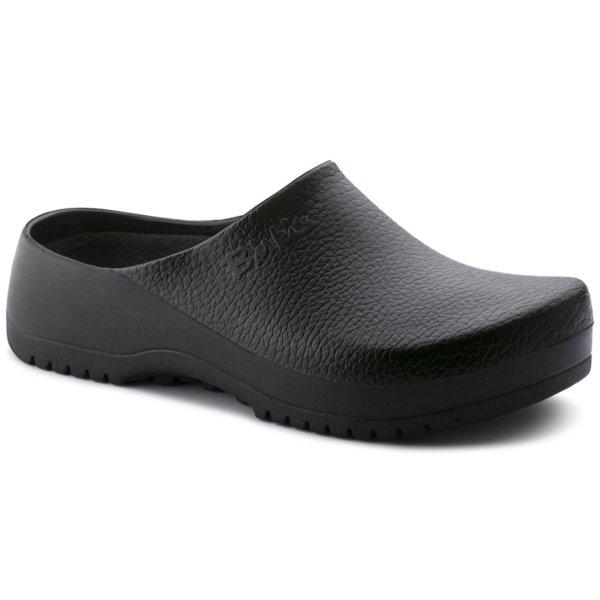 Мъжки работни обувки Birkenstock Super Birki - Черни