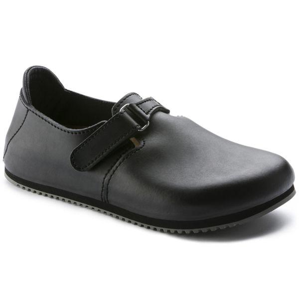 Мъжки работни обувки Birkenstock Linz - Черни