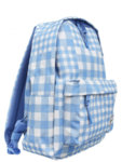 Раница Herschel Classic Mid-Volume Backpack Gingham - Синя
