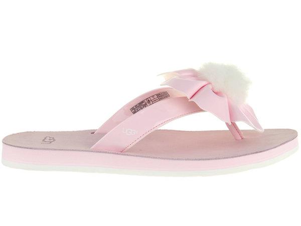Дамски чехли Ugg Poppy - Розови