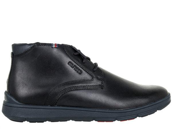 Мъжки обувки Tommy Hilfiger FM0FM02553-CKI - Черни