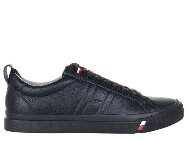 Мъжки обувки Tommy Hilfiger Premium Winter Vulc Low Cut - Черни