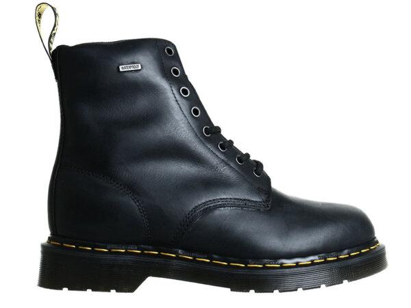 Мъжки обувки Dr Martens Black Republic 1460 - Черни
