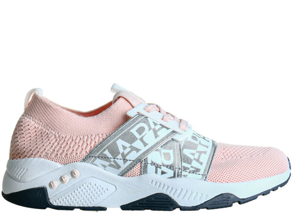 Дамски обувки NAPAPIJRI Woman Knitted Running - Розови