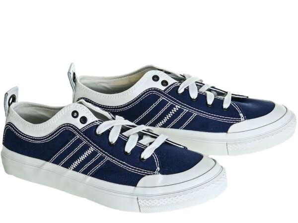 Мъжки обувки Diesel ASTICO LOW LACE - Сини