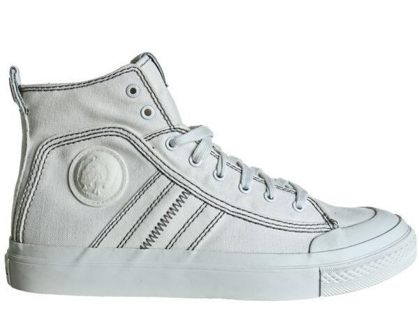 Мъжки обувки Diesel ASTICO MID LACE - Бели