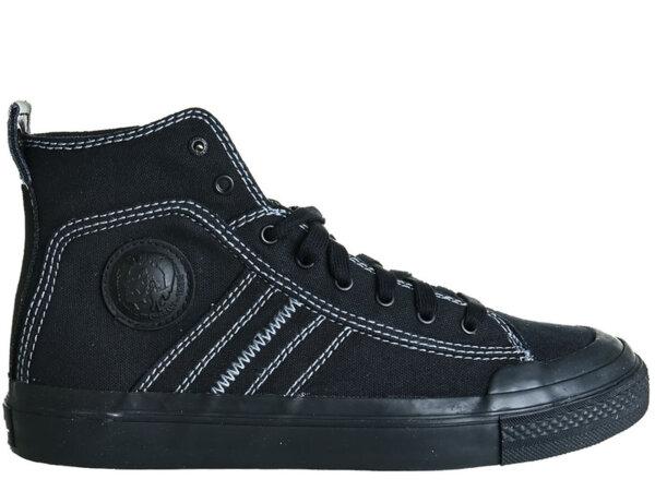 Мъжки обувки Diesel ASTICO MID LACE - Черни