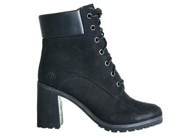 Дамски обувки Timberland Allington 6in Lace Up - Черни
