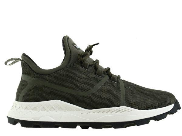 Мъжки обувки Timberland Brooklyn Fabric Oxford - Тъмно зелени