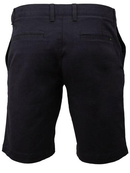 Мъжки къси гащи Lacoste Men's Slim Fit Bermuda Shorts - Черни