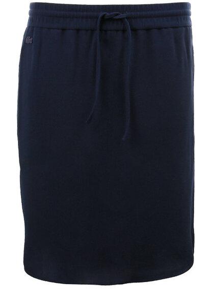 Дамска пола Lacoste Elasticised Waistband Skirt - Синя