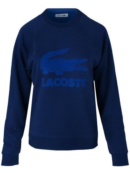 Дамска блуза Lacoste Globe - Синя