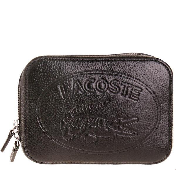 Дамска чанта Lacoste G Woman Premium - Черна