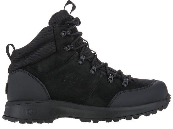 Мъжки обувки UGG Emmett Boot Mid - Черни