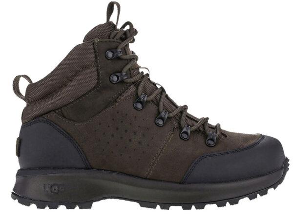 Мъжки обувки UGG Emmett Boot Mid - Кафяви