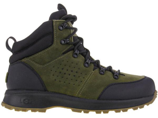 Мъжки обувки UGG Emmett Boot Mid - Тъмно зелени