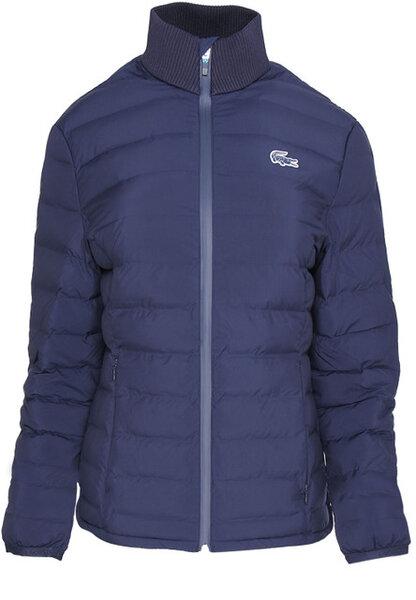 Дамско яке Lacoste Women's jacket - Синьо