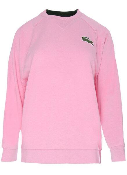 Дмаска блуза Lacoste Women's sweatshirt - Розова
