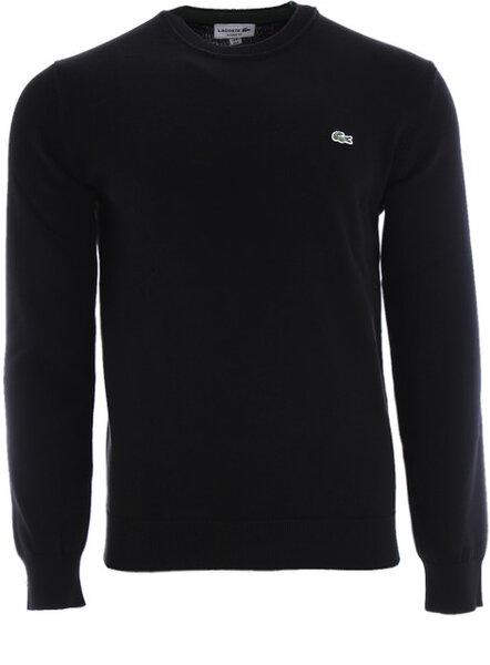 Мъжка блуза Lacoste Men's sweater - Черна