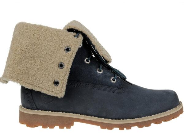 Дамски обувки Timberland 6 In Shearling - Сини