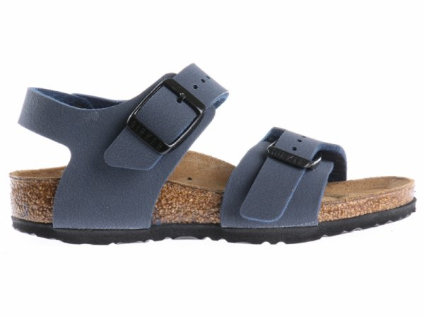Birkenstock New York BF Nubuck Navy