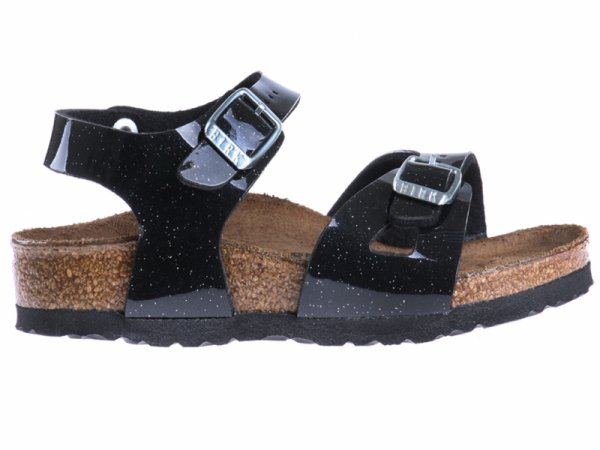 Birkenstock Rio Kids BF Magic Galaxy Black