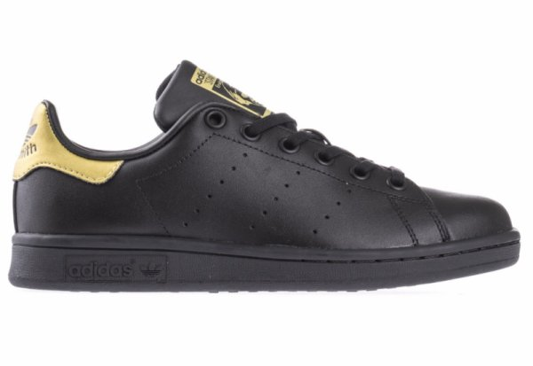 Adidas Stan Smith Junior BB0208 - черно/златно
