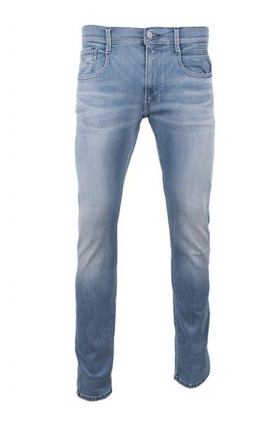 Мъжки дънки REPLAY Replay Men's Anbass Slim Jeans - Светло сини
