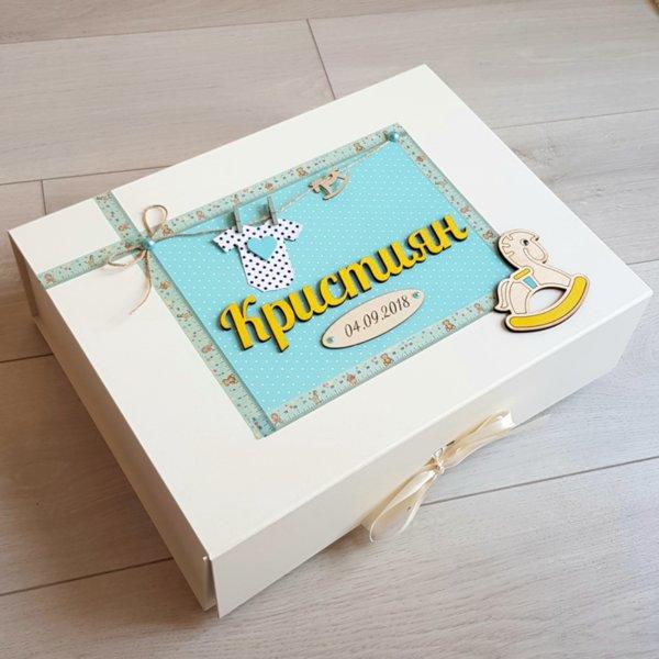 Луксозни кутии за спомени с продукти