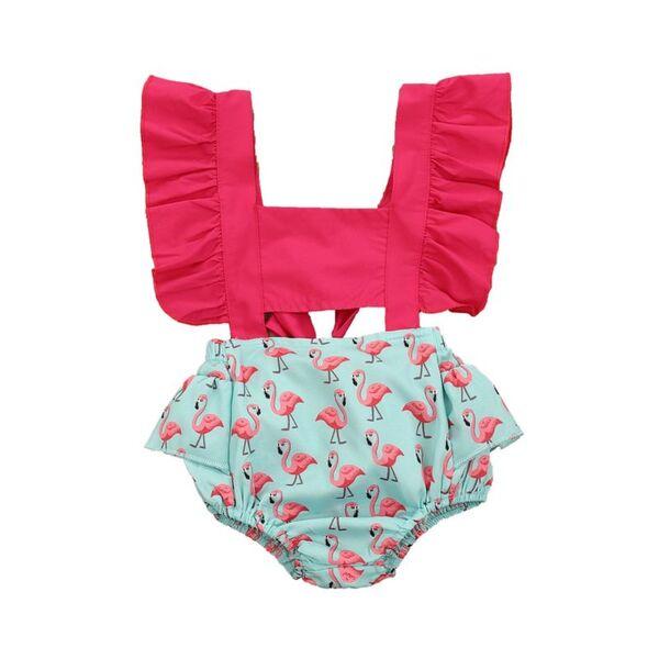 Боди Фламинго