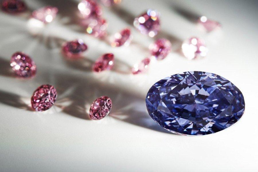 История на скъпоценните камъни