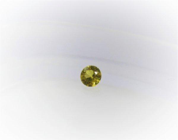 Жълт сапфир