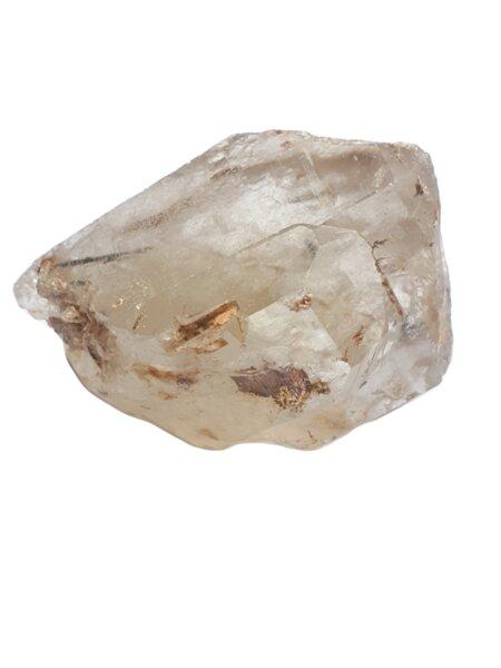 Кварцов кристал с турмалинови игли