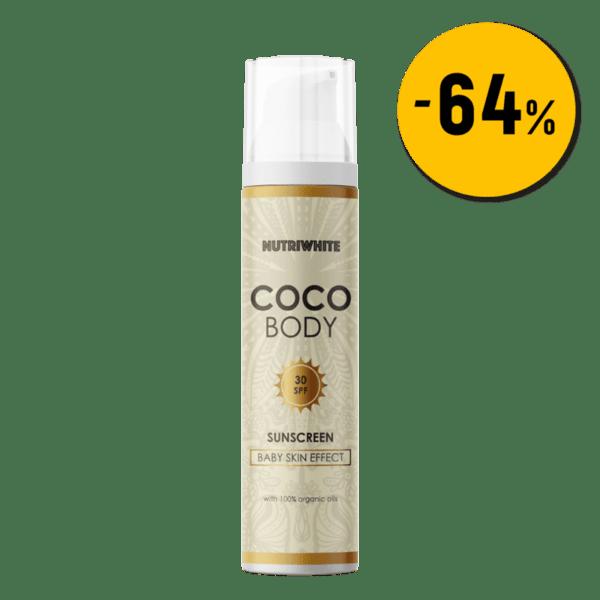 Coco Body - 30 SPF-промо